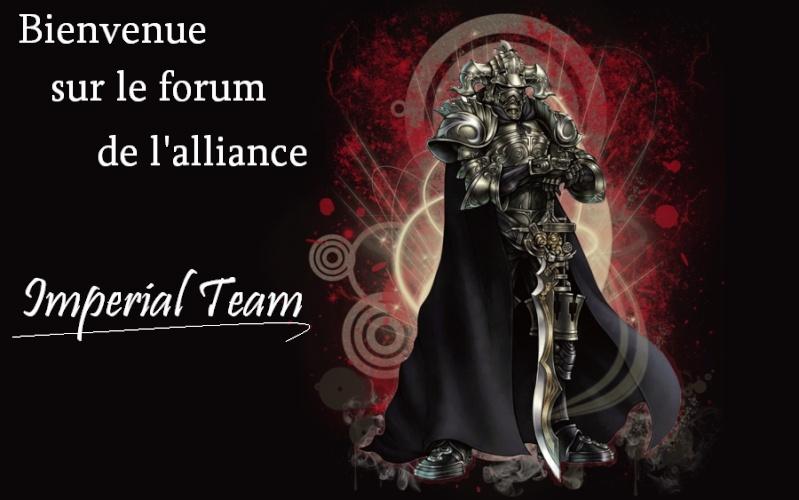 Imperial Team [Empire Français 1]