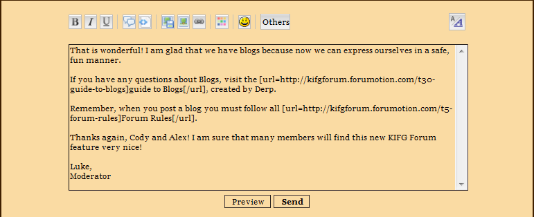 Guide to using Quick Reply Quickr12