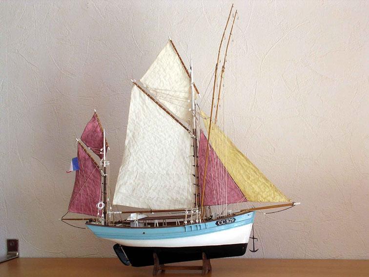 La Marie-Jeanne de Billing Boats au 1/50°  Dscn2524