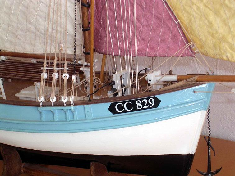 La Marie-Jeanne de Billing Boats au 1/50°  Dscn2525