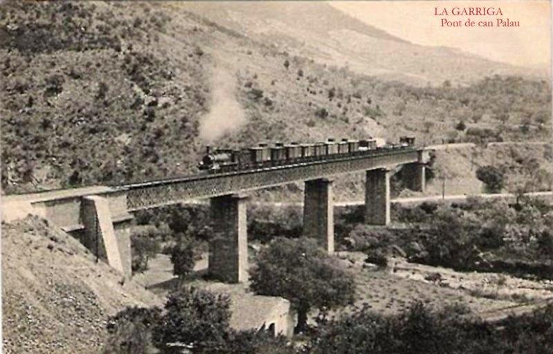 Pont de Palau - La Garriga 12046710