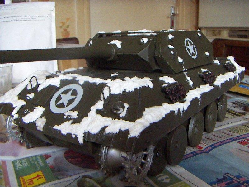 Panther Panzer Brigade 150 - Skorzeny - Dacalc10