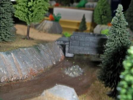 les productions ogryn bourré SA présentent Pont110