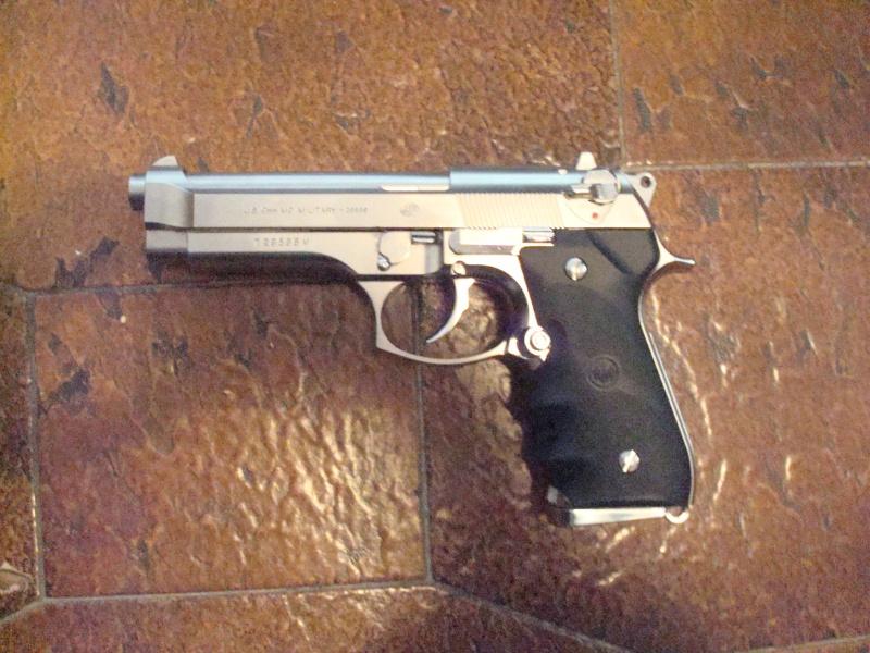 Soft Air (Armi di libera vendita) Berett12