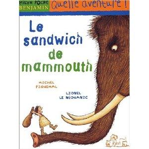livres de préhistoire pour enfants.  51jark10