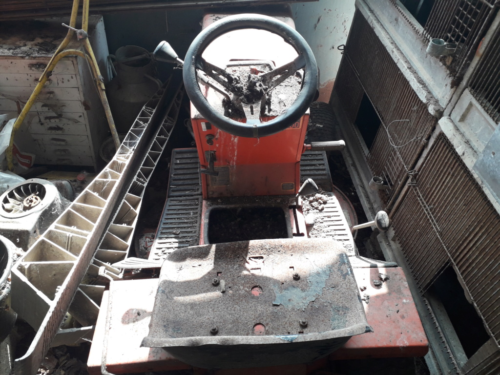 tracteur tondeuse  20190313