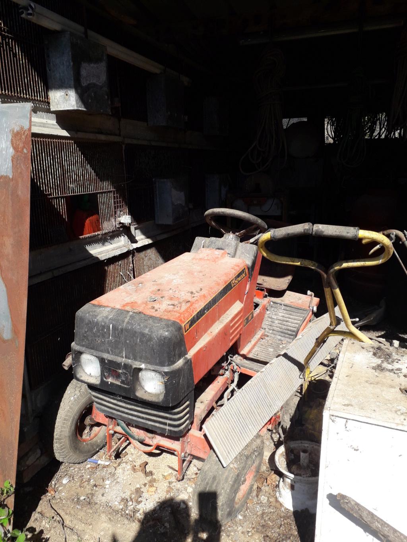 tracteur tondeuse  20190315