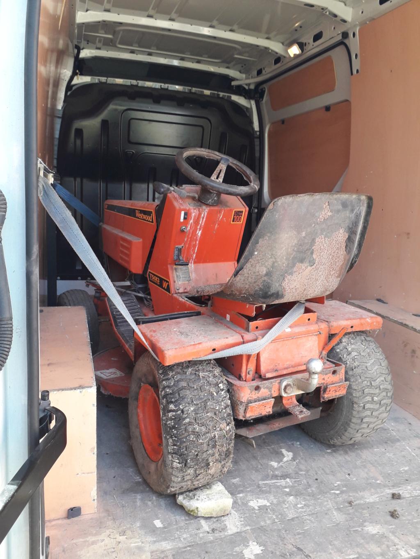 tracteur tondeuse  20190319