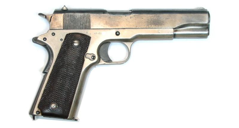 Présentation d'un Gascond Colt_114