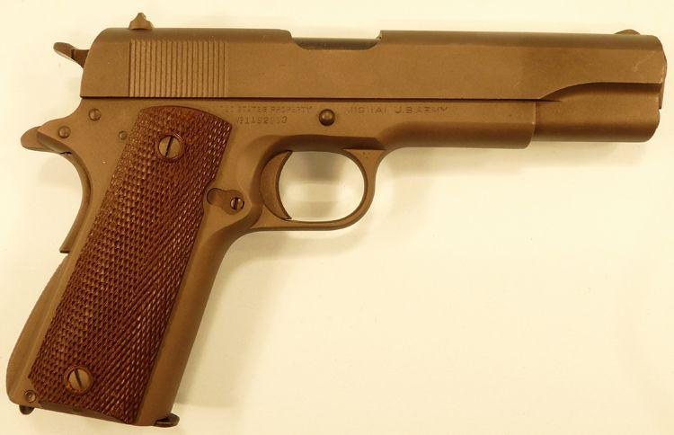 Présentation d'un Gascond Colt_115