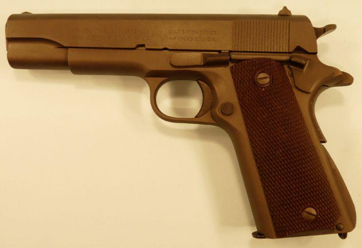 Présentation d'un Gascond Colt_211