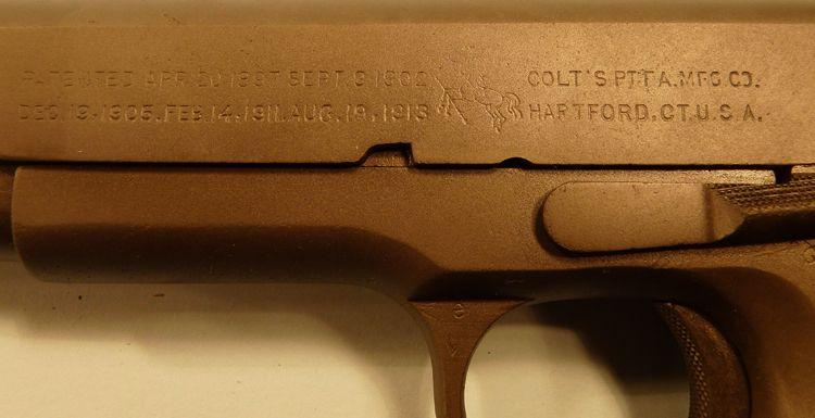 Présentation d'un Gascond Colt_311