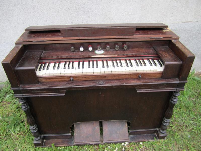 Harmonium Dumont & Lelièvre à vendre 211