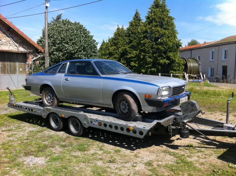 [MAZDA 121] Une nouvelle Mazda 121 sur le forum! Img_1510
