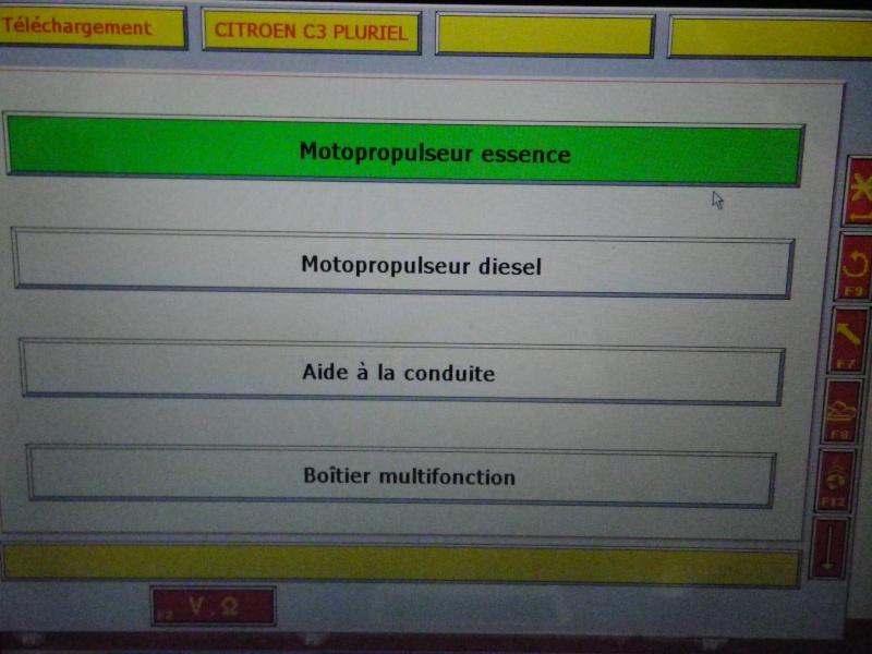 MAJ calculateur de boite Imgp0012