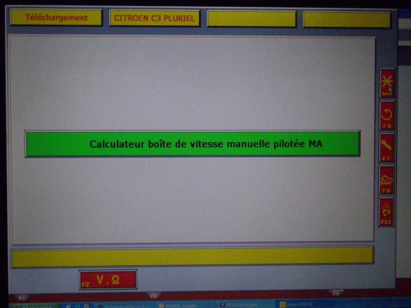 MAJ calculateur de boite Imgp0023