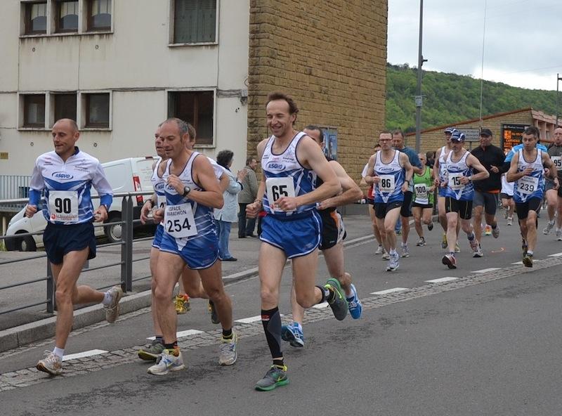 LA CONVIVIALE - 10km A ROSSELANGE Dsc_0010