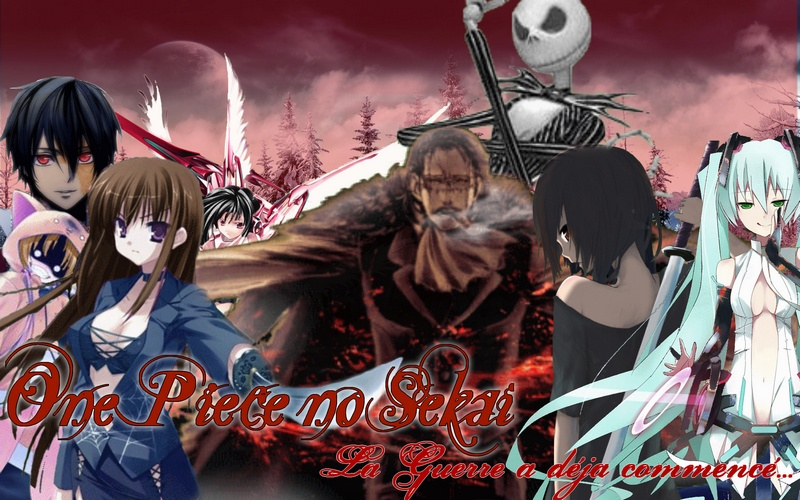 One Piece no Sekai