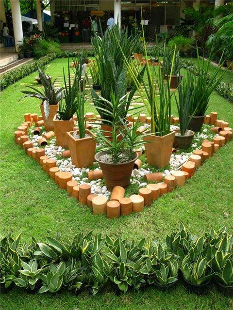 Флора фестиваль  в Тайланде 010