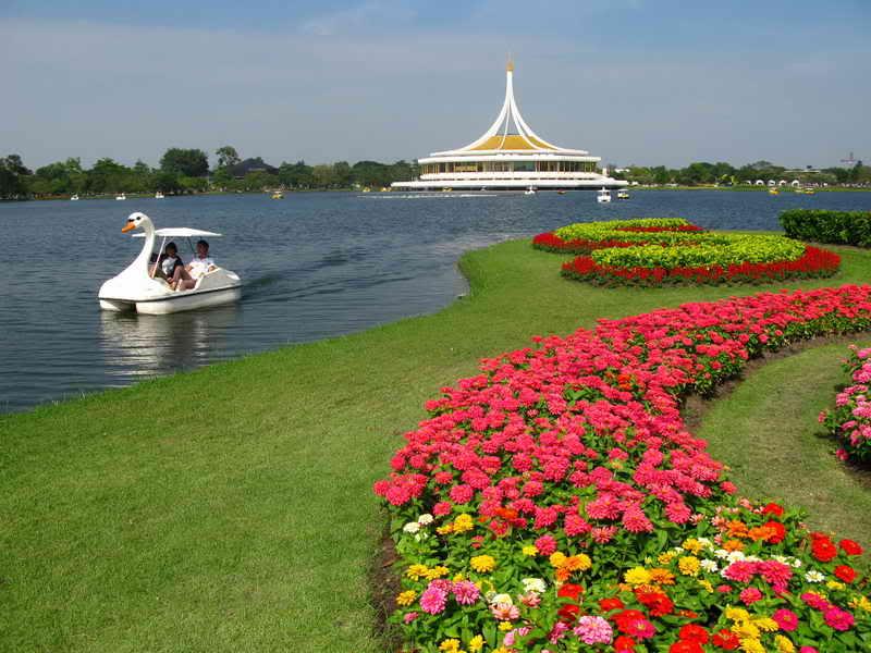 Флора фестиваль  в Тайланде Img_1511