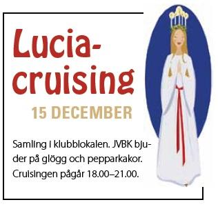Luciacruising Östersund Lucia10