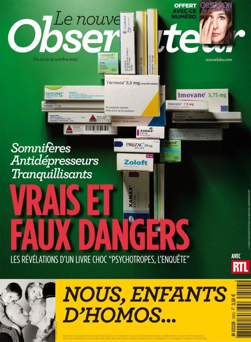 Somnifères, antidépresseurs, tranquillisants : vrais et faux dangers Obsv10