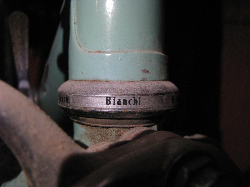 Bianchi Rekord 748, le vélo de famille.... Photos! Bianch11