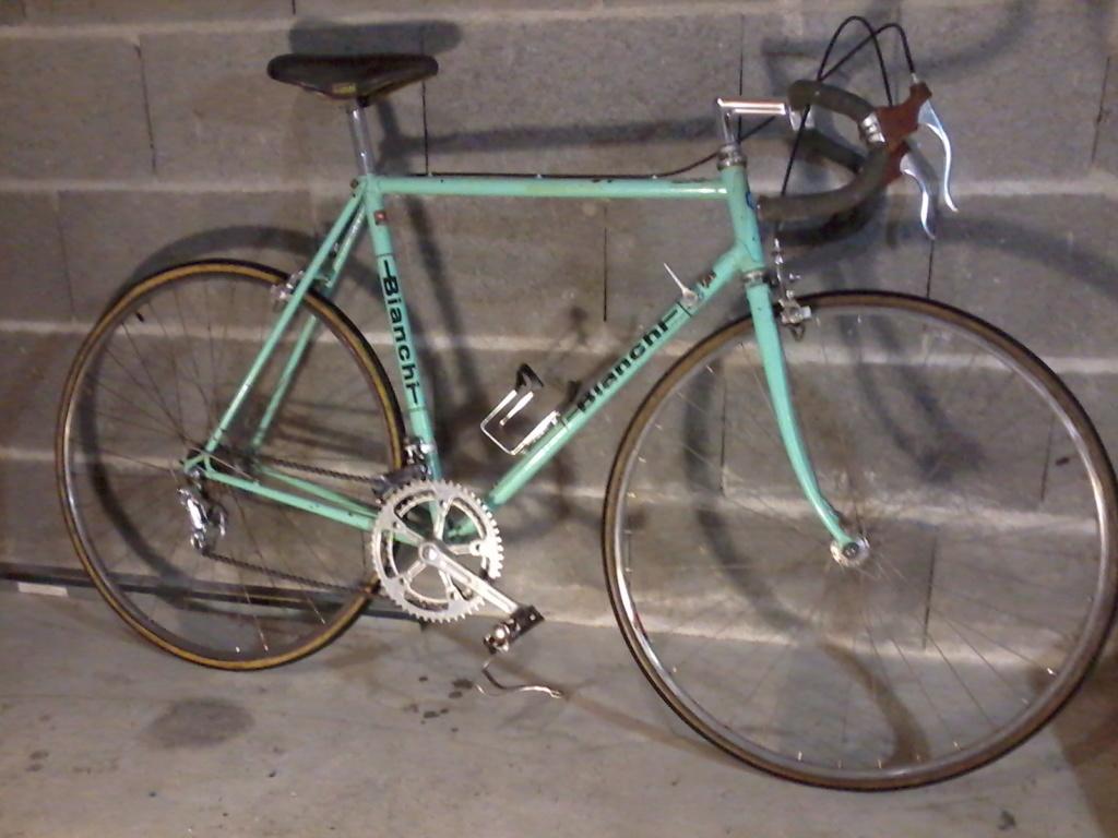 Bianchi Rekord 748, le vélo de famille.... Photos! Photo010