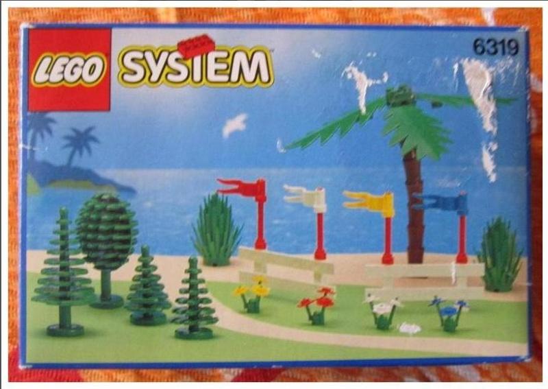 scambio / vendo LEGO con scatola ancora chiusa 3310