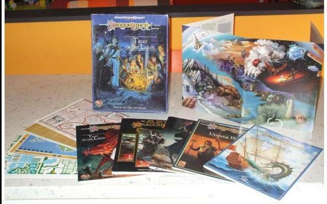 scambio manuali DUNGEONS & DRAGONS  4610