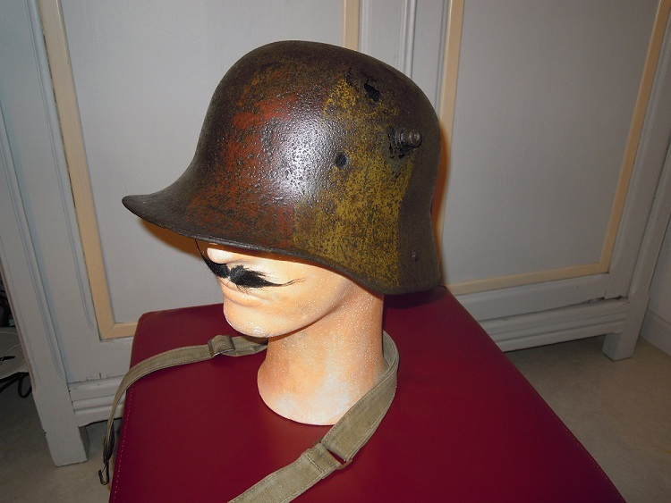 Casque allemand camouflé  8ebb1910