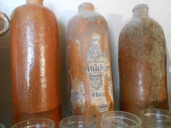 Flacons et bouteilles. Dscn0617