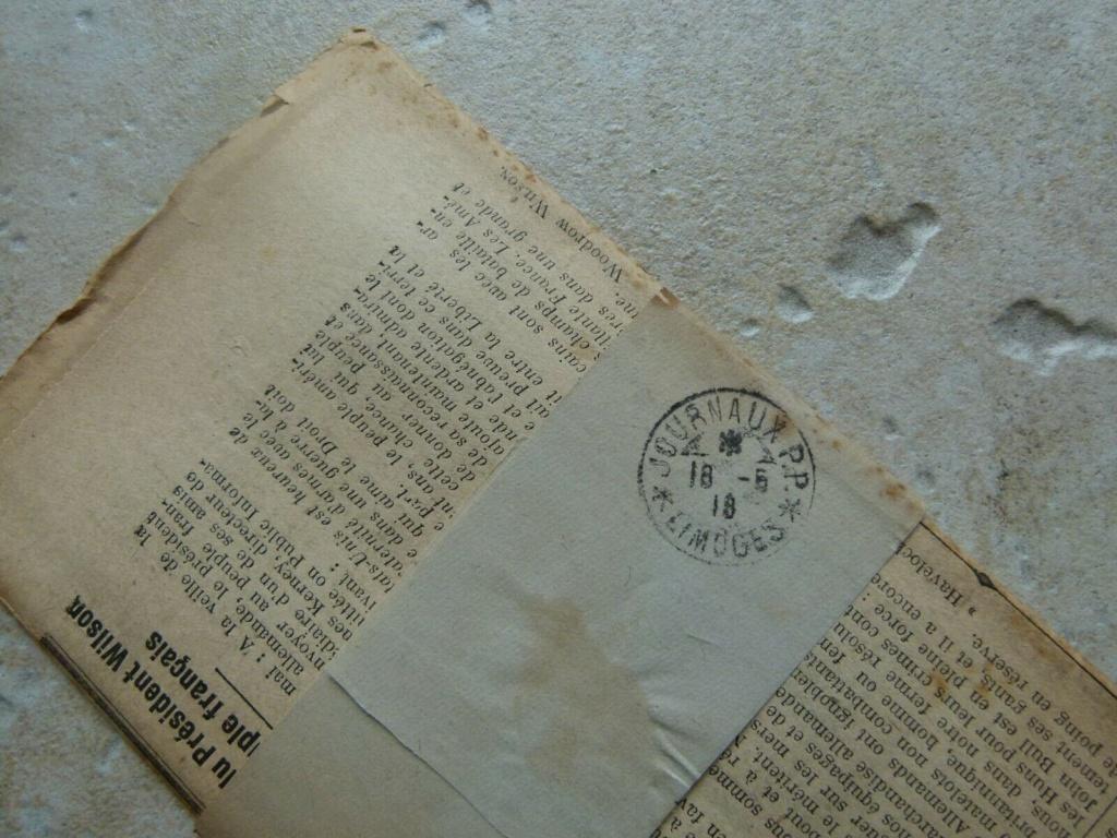 Du papier sympa,journal la france militaire. Jour1812
