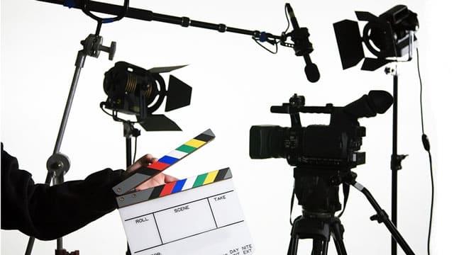 التصوير السينمائي