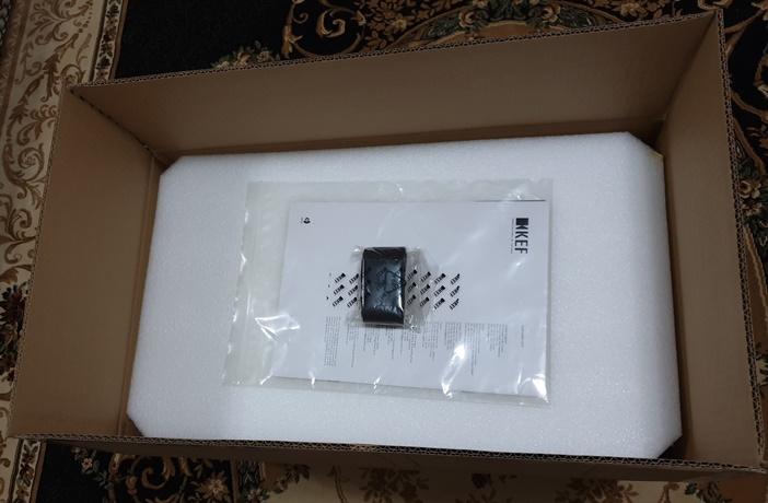 KEF LS50 Black (SOLD) Box211