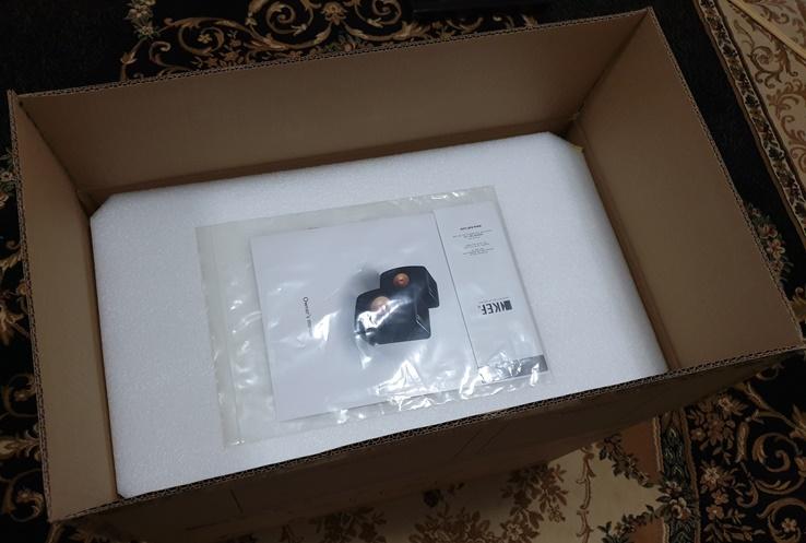 KEF LS50 Black (SOLD) Box311