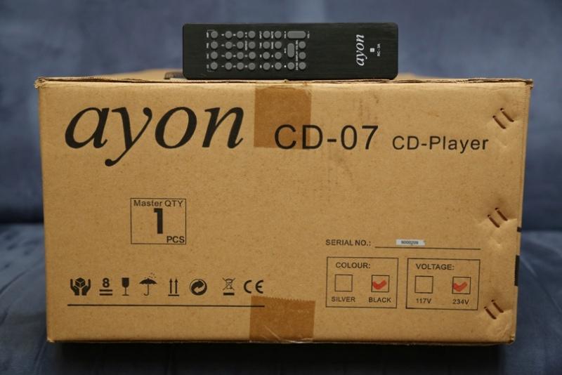 Ayon CD-07 tube CD player Box_si12