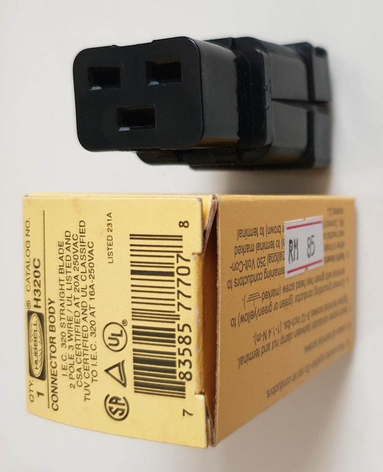 Shunyata Hydra Alpha Model 4 Power Conditioner (price reduced) Hubbel10