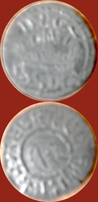 "Monnaie ""Viking"" au nom d'Alfred ? Loxdre11"