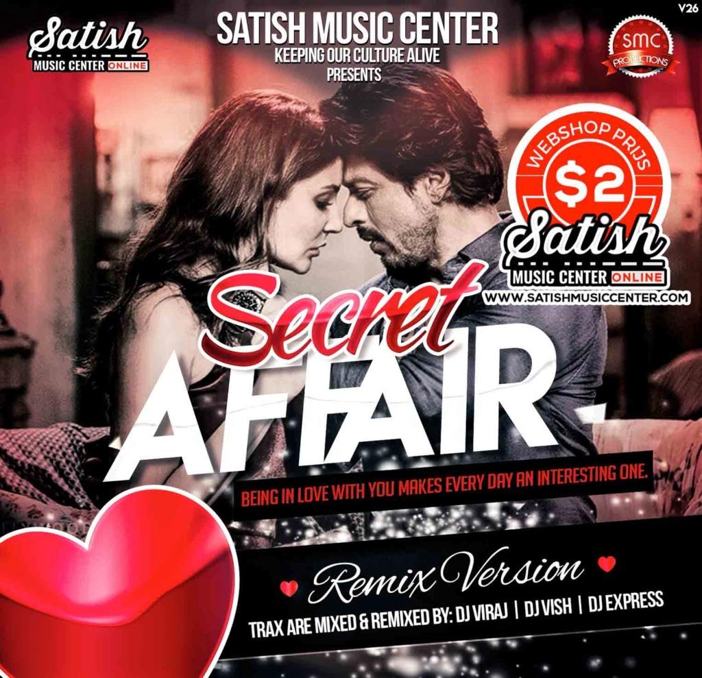Satish Music Center (SMC) Presents Secret Affair Dj Viraj, Dj Vish, Dj Express (February 2018) V26a-111