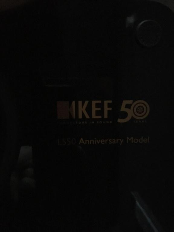KEF LS50 speaker -SOLD Img_7013