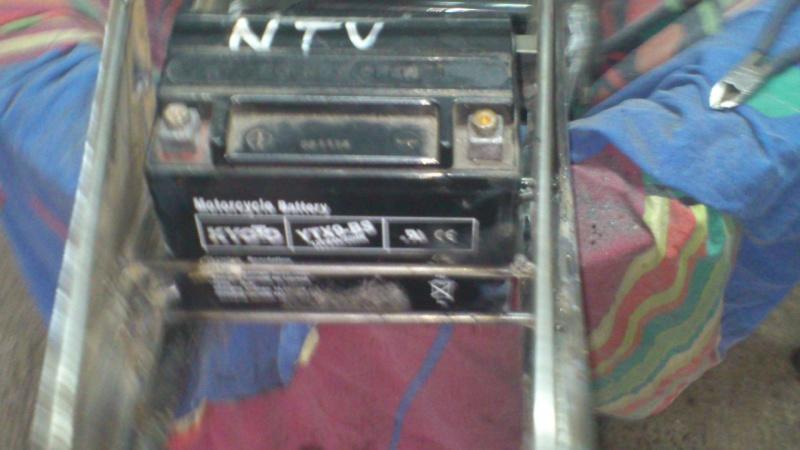 NTV Revere - Transformation de mon revere rc33 en cafe racer Ntv_cr13