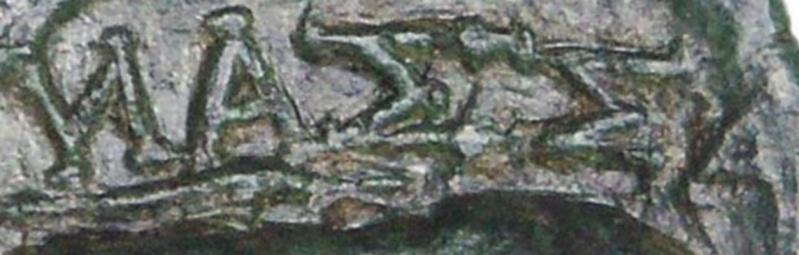Bronze au taureau à ID 523_1010