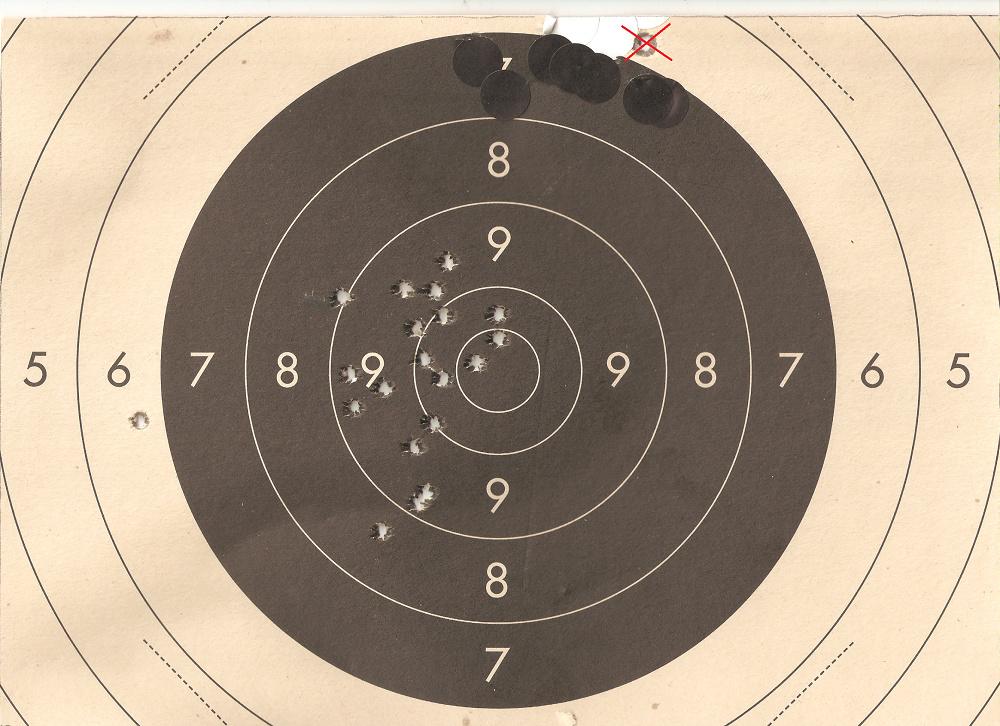 shotmarker : ciblerie électronique C50_ta10
