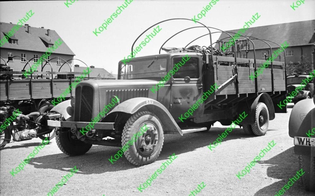 Camions CITROËN dans la Wehrmacht 45-110