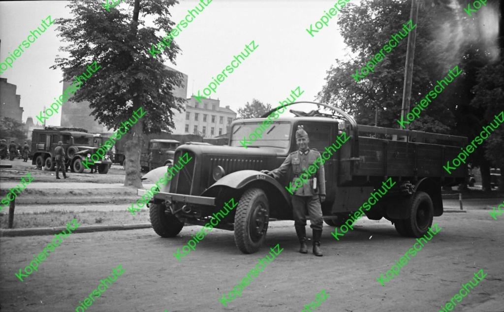 Camions CITROËN dans la Wehrmacht 45-210