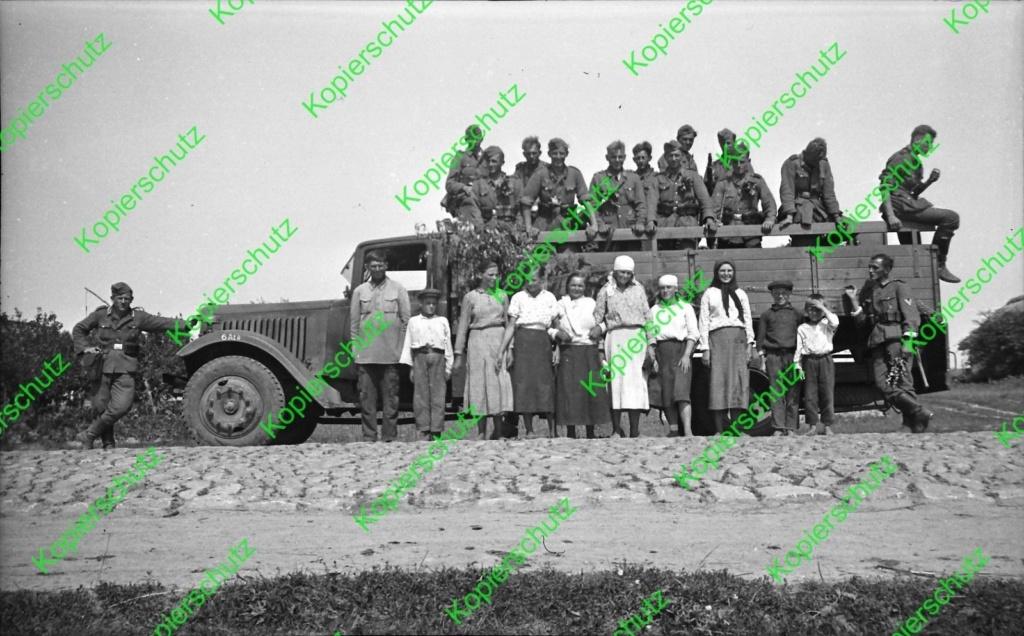 Camions CITROËN dans la Wehrmacht 45-310