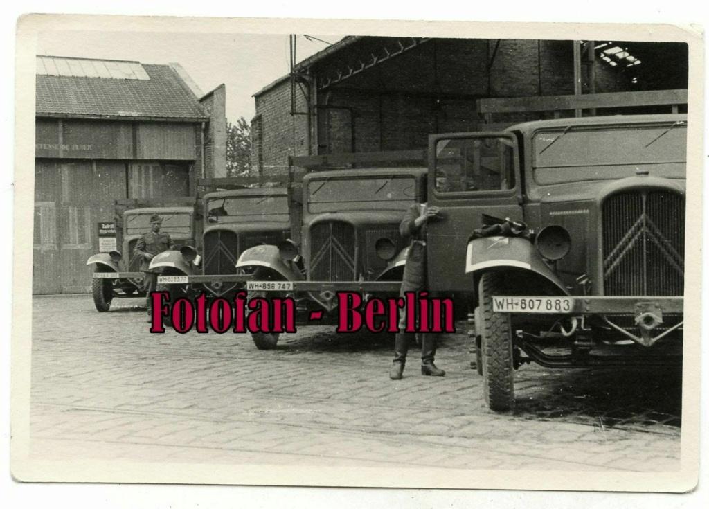 Camions CITROËN dans la Wehrmacht - Page 2 45wh10
