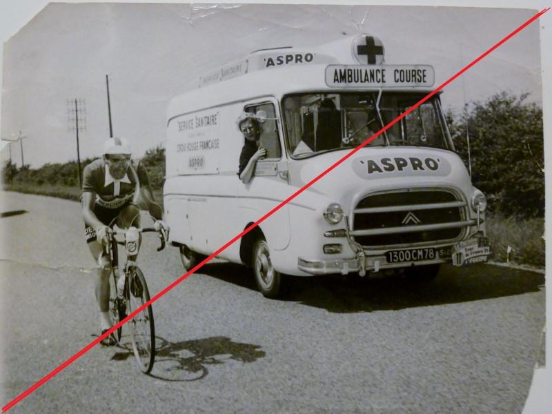 Type H carrossé par LE BASTARD pour ASPRO (caravane du Tour) Apro110