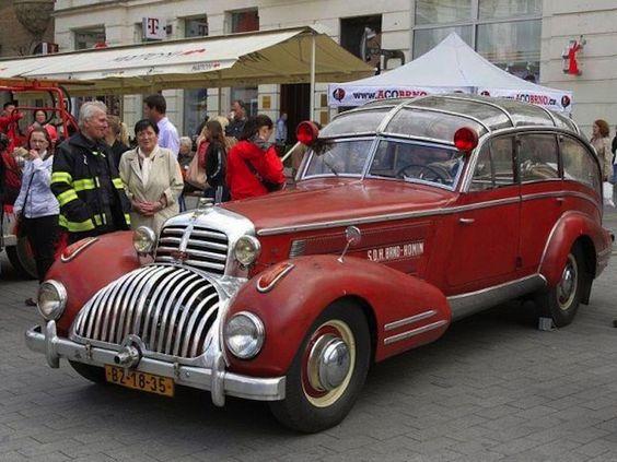 Horch pompier Horch10
